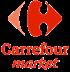 Logo Carrefour Market Etterbeek