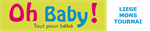 Logo Oh Baby Tournai (Shopping)